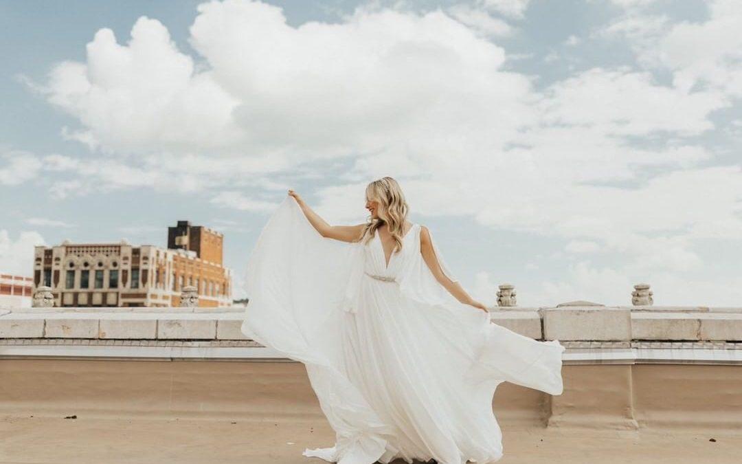 Wedding Shoot with BHLDN