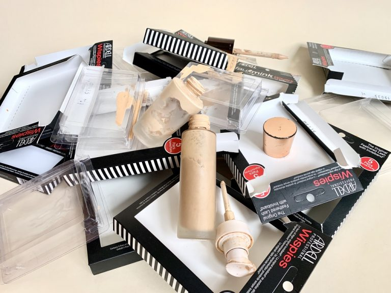 How To Reduce Waste From Your Beauty Routine